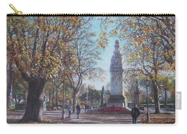 Southampton Cenotaph Autumn Carry-all Pouch