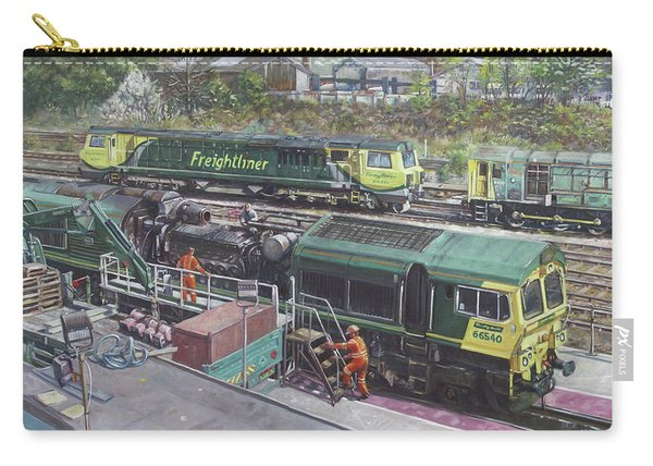 Southampton Freightliner Train Maintenance Carry-all Pouch