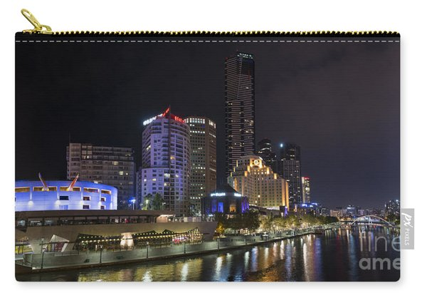 Southbank Melbourne Panorama Carry-all Pouch