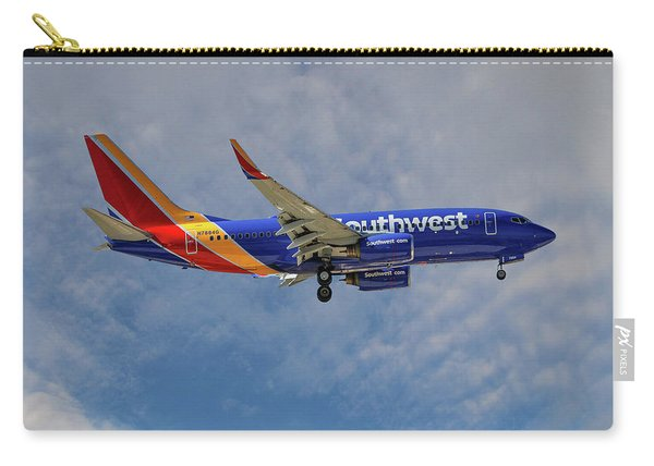 Southwest Airlines Boeing 737-76n Carry-all Pouch