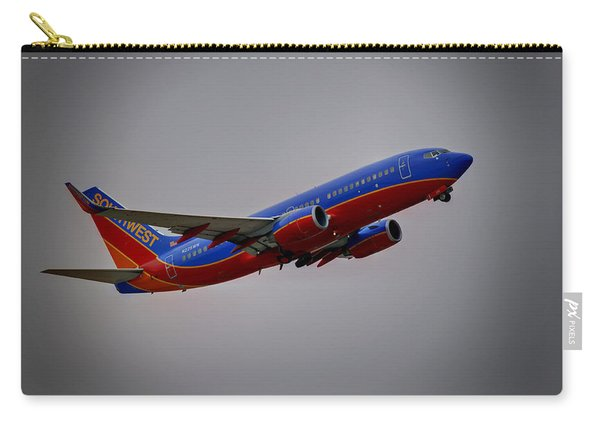 Southwest Departure Carry-all Pouch