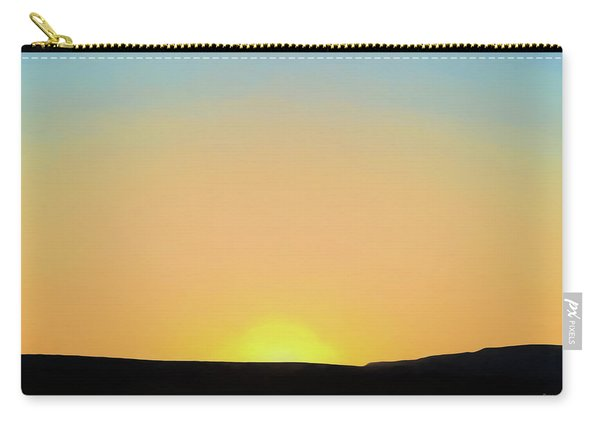 Southwestern Sunset Carry-all Pouch