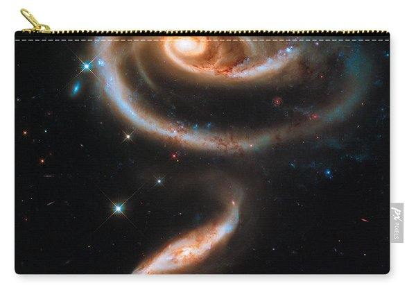 Space Image Galaxy Rose Carry-all Pouch