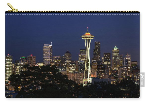 Space Needle Carry-all Pouch