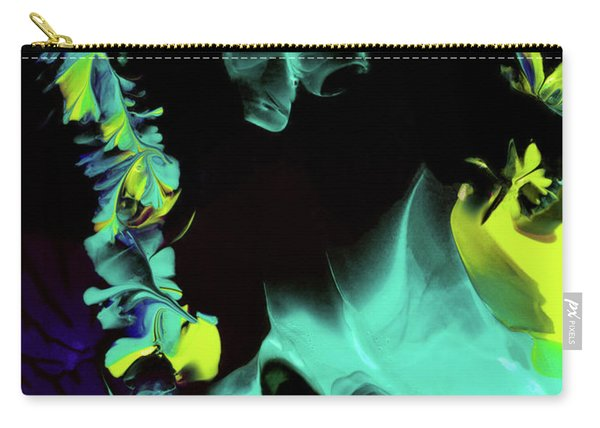 Space Vines Carry-all Pouch