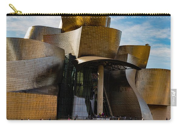The Guggenheim Museum Spain Bilbao  Carry-all Pouch