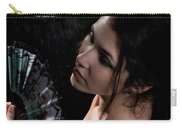 Spanish Dancer Carry-all Pouch