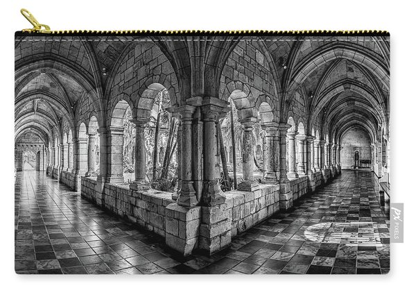 Spanish Monastery Carry-all Pouch