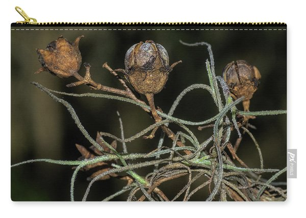 Spanish Moss On Azalea  Carry-all Pouch
