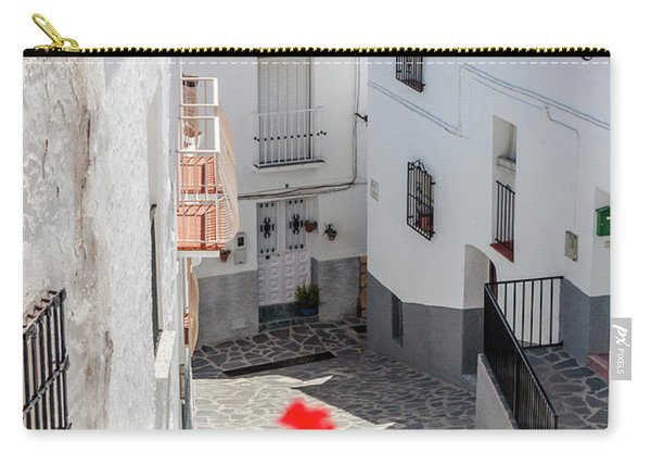 Spanish Street 3 Carry-all Pouch