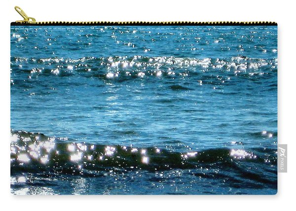 Sparkle Waves  Carry-all Pouch