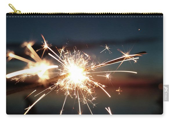Sparklers After Sunset Carry-all Pouch