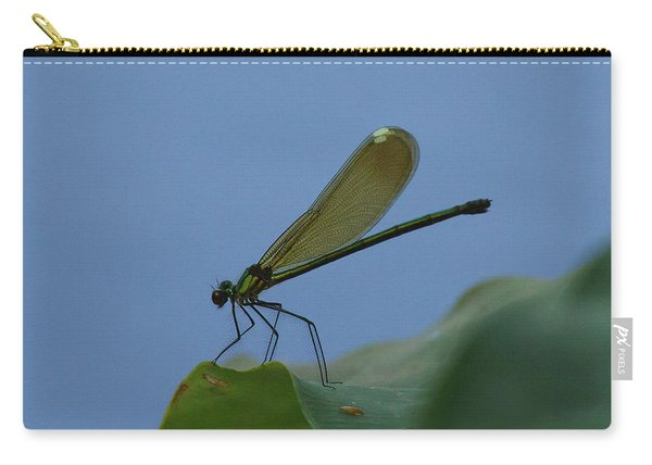 Sparkling Jewelwing #2 Carry-all Pouch