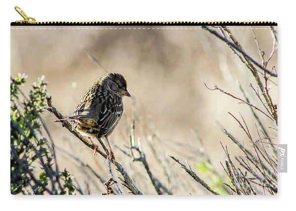 Snarky Sparrow Carry-all Pouch