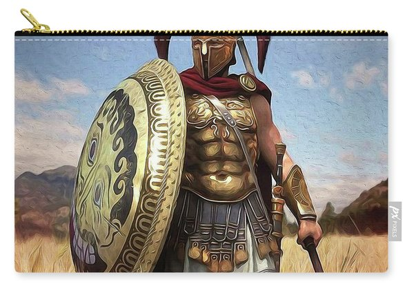 Spartan Hoplite - 02 Carry-all Pouch