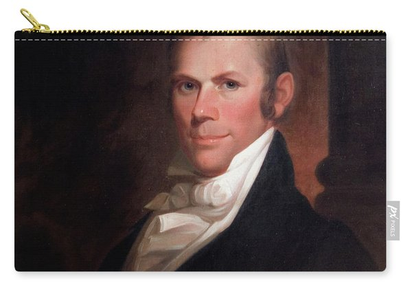 Speakers Of The United States House Of Representatives, Henry Clay, Kentucky  Carry-all Pouch