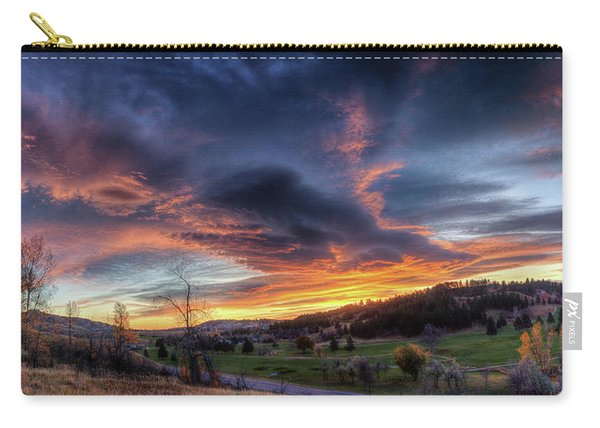 Spearfish Canyon Golf Club Sunrise Carry-all Pouch