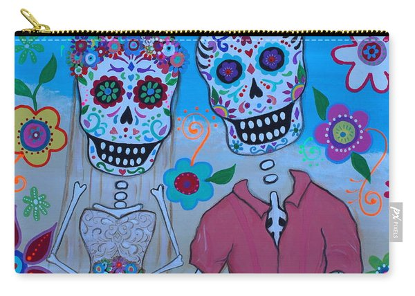 Special Mexican Wedding Carry-all Pouch