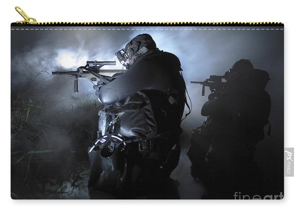 Special Operation Forces Combat Divers Carry-all Pouch