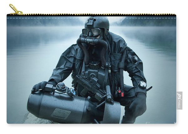 Special Operations Forces Combat Diver Carry-all Pouch