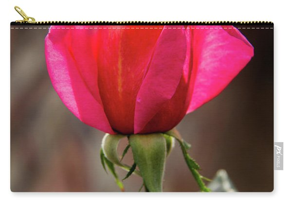 Special Rose Bud Carry-all Pouch