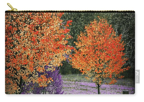 Spectral Autumn Carry-all Pouch