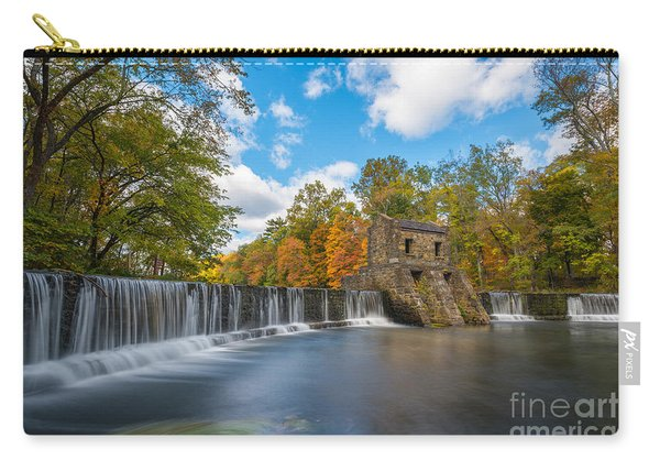 Speedwell Dam Fall Foliage Carry-all Pouch
