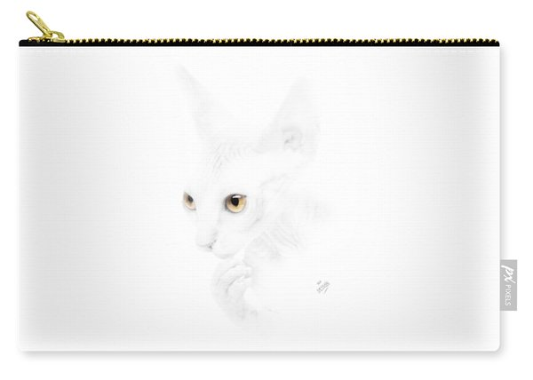 Sphynx Kitten No 01 Carry-all Pouch