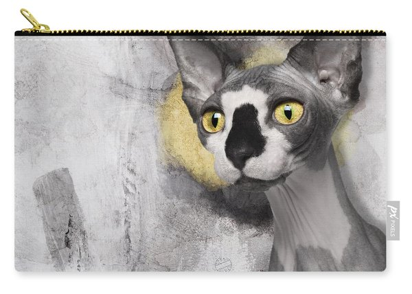 Sphynx No 05 Carry-all Pouch