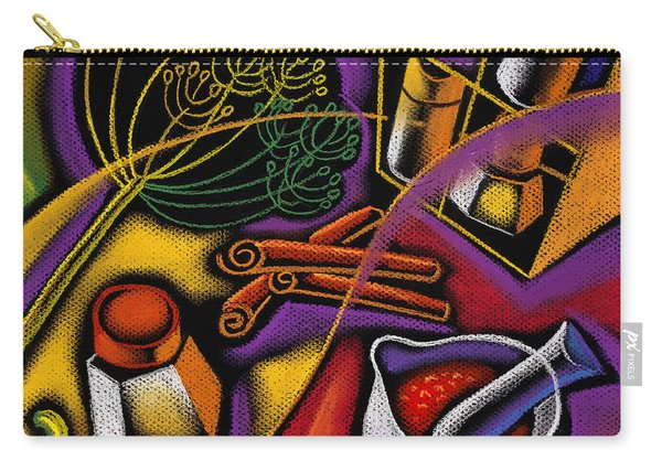Spice Art Carry-all Pouch