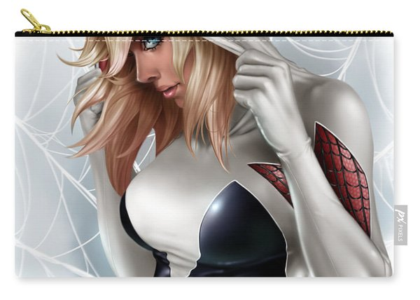 Spider Gwen Carry-all Pouch