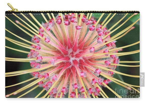 Spider Protea Flower Carry-all Pouch