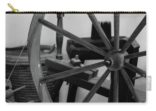 Spinning Wheel At Mount Vernon Carry-all Pouch