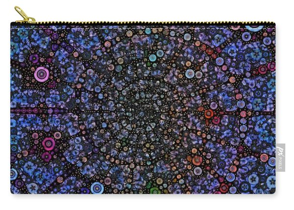 Spiral Gallexy Carry-all Pouch