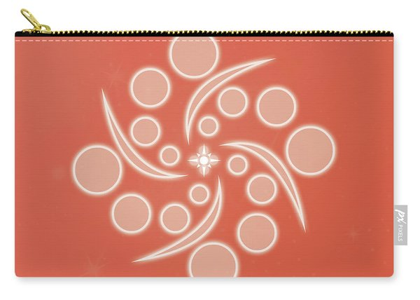 Spiral Of Life Carry-all Pouch