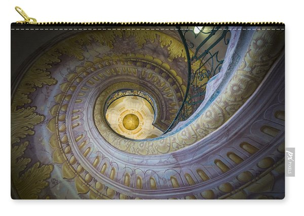 Spiral Staircase Melk Abbey I Carry-all Pouch