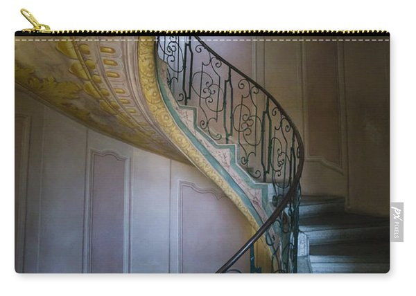 Spiral Staircase Melk Abbey II Carry-all Pouch