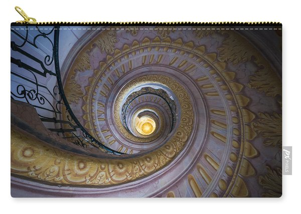 Spiral Staircase Melk Abbey IIi Carry-all Pouch