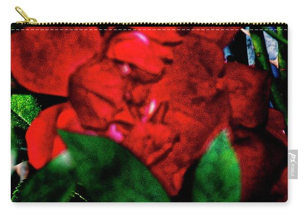 Spirit Of The Rose Carry-all Pouch
