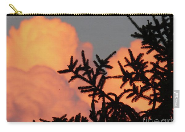 Spirit Pines Carry-all Pouch