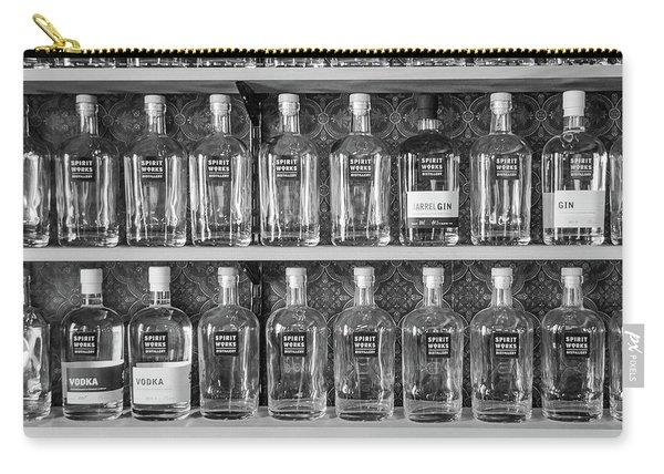 Spirit World Bottles Carry-all Pouch