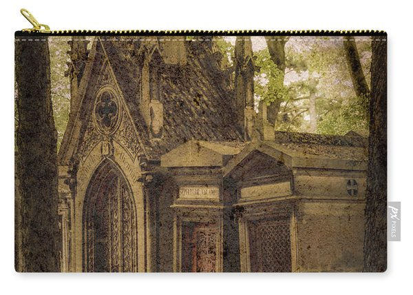 Paris, France - Spirits - Pere-lachaise Carry-all Pouch