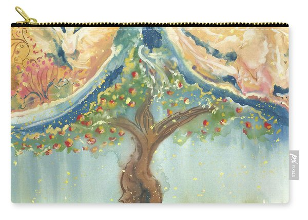 Spiritual Embrace Carry-all Pouch