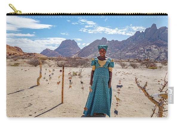Spitzkoppe - Namibia Carry-all Pouch
