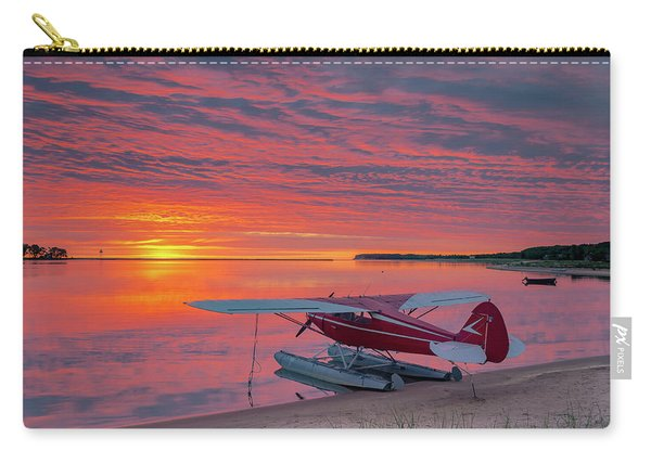 Splash-in Sunrise Carry-all Pouch