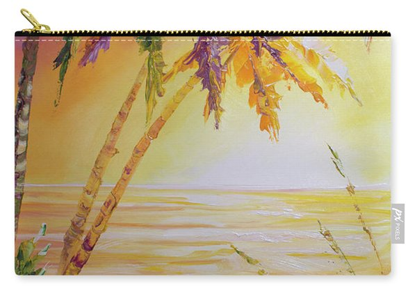Splash Palm Carry-all Pouch