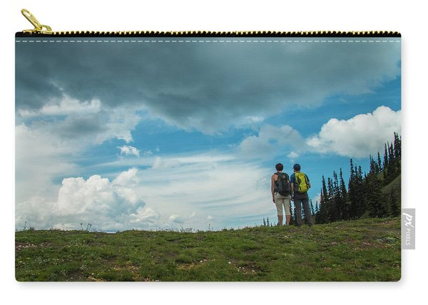 Splendid View Carry-all Pouch