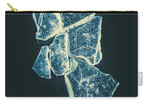 Splinters And Fractures  Carry-all Pouch