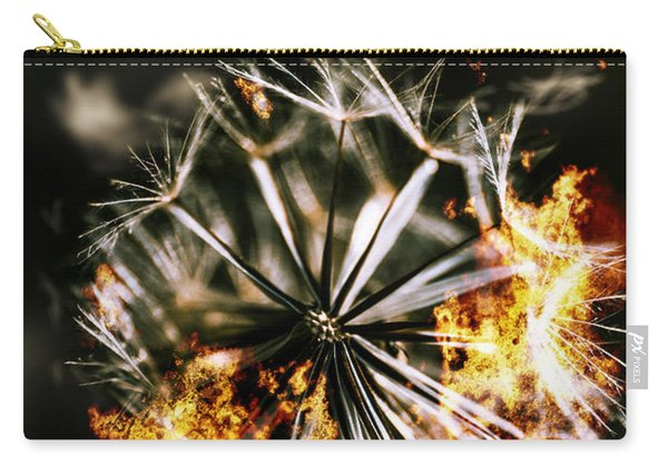Splinters Of Finality Carry-all Pouch