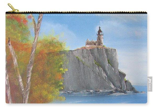 Split Rock Lighthouse Minnesota Carry-all Pouch
